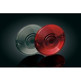 LENS RED FLAT PANCAKE - 2020-0948