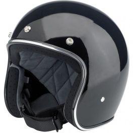 Bonanza Helmet - Gloss Black