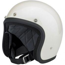 Bonanza Helmet - Gloss Vintage White