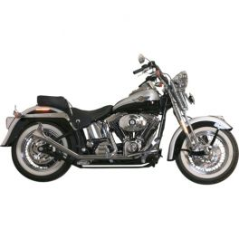 """1-3/4"""" """"SIDE BY SIDE"""" UPSWEEP FISHTAIL EXHAUST SYSTEMS"""