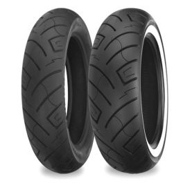 SHINKO TIRE 777 - 120/70-21 - BLACK - SH874583
