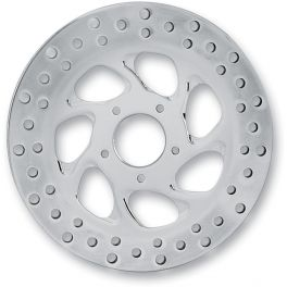 ONE-PIECE BRAKE ROTORS