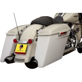"4"" EXTENDED SADDLEBAGS"