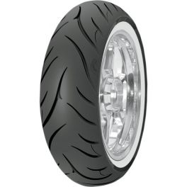 AV72 COBRA MT90B16 REAR TIRE - 0306-0272