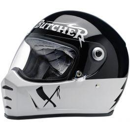 Lane Splitter Helmet - RUSTY BUTCHER