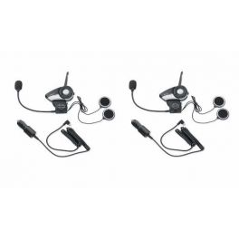 Boom! Audio 20S Bluetooth Helmet Dual Headset Pack - LCS76000740A