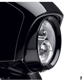 7 in. Headlamp Trim Ring - LCS61400294