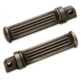 Brass Footpegs - Mid Controls/Passenger - LCS50500787