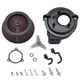 Screamin' Eagle Extreme-Flow Air Cleaner – Round, Center Bolt - LCS29400357