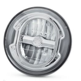 5-3/4 in. Daymaker Signature Reflector LED Headlamp - Chrome - LCS67700355