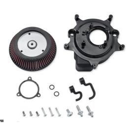 Screamin' Eagle High-Flow Air Cleaner - Round - LCS29400356
