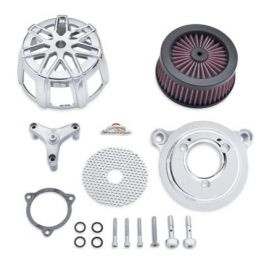 Screamin' Eagle Chisel Extreme Billet Air Cleaner Kit - LCS29400104