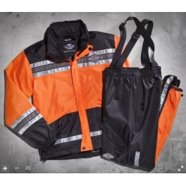 Men's Hi-Vis Rain Suit - LCS98275-08VM