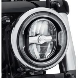 5-3/4 in. Daymaker Signature Reflector LED Headlamp - Black - LCS67700356