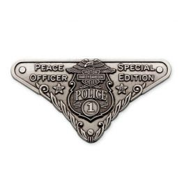Peace Officer Special Edition Medallion - LCS14813-03