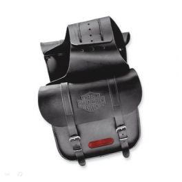 Leather Throw-Over Saddlebags - LCS91008-82C