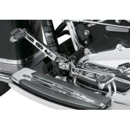 Chrome Billet Heel/Toe Shift Lever - LCS3453500B