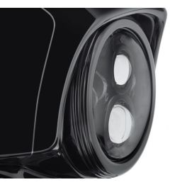 7 in. Defiance Headlamp Trim Ring - LCS61400348