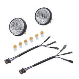 LED Bullet Turn Signal Insert Kit - LCS67800640