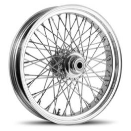 DNA REAR TRADITIONAL SPOKE - CHROME 60 - ABS - 16x3.5
