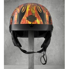 98173-18VX Fire Breather Ultra-Light J02 Half Helmet LCS9817318VX