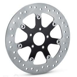 41500147 Turbine Floating Brake Rotor – Gloss Black Inner - LCS41500147