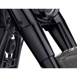 45800134 Gloss Black Upper Fork Slider Covers - LCS45800134