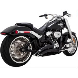 VANCE & HINES BIG RADIUS 2-INTO-2 - 1800-2263  - FB & BO '18