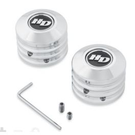 Defiance Front Axle Nut Covers - LCS43000062
