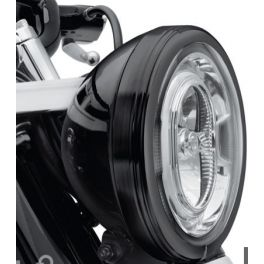 7 in. Defiance Headlamp Trim Ring - LCS61400434