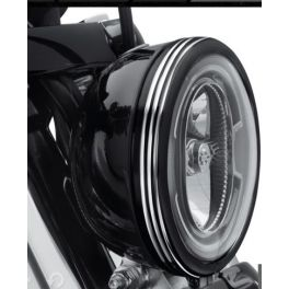 5-3/4 in. Defiance Headlamp Trim Ring - LCS61400430