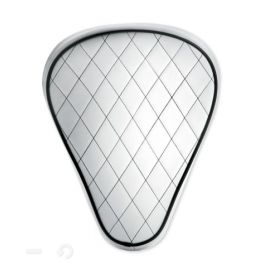 White Diamond Solo Saddle - LCS52000275
