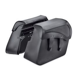 H-D Detachables Leather Saddlebags - LCS90201389