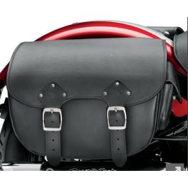 H-D Detachables Leather Saddlebags - Softail Slim and Blackline Models - LCS90200678
