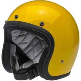 Bonanza Helmet - Safe T-Yellow