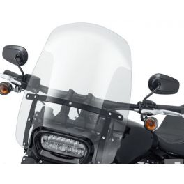 Wind Splitter H-D® Detachables™ Compact 19 in. Windshield - LCS57400324