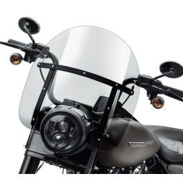 Road King H-D Detachables Windshield - 16 in - LCS57400383