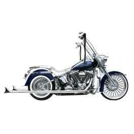 Samson Cholos Fishtail For Softail - SMSN42