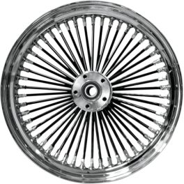 R.WHEEL 16X3.5BELT84-99BK - 0204-0315