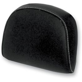 LEATHER CROSS BONES™ BACKREST PADS