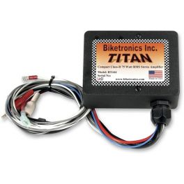 TITAN UcD AUDIO AMPLIFIER