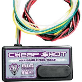 """CHEAP SHOT"" FUEL TUNER"