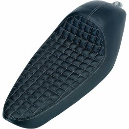 Cafe Seat - Black Checkerboard 0804-0489