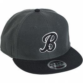 Capital B 3D Hat - Black/Grey