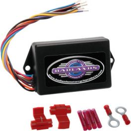 RUN, BRAKE AND TURN SIGNAL MODULE
