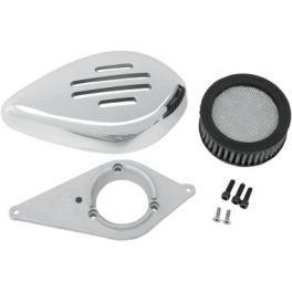 TEARDROP AIR CLEANER ASSEMBLIES