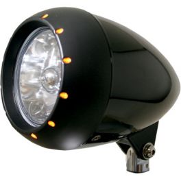 """ALIEN BLACK"" HEADLIGHT"