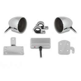 "Series 3 (200w - 3"") Premium Amplified Speaker Kit (Universal Metric)"