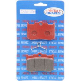 RED PLUS COMPOUND BRAKE PADS