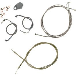 HANDLEBAR CABLE AND BRAKE LINE KIT 0610-0574